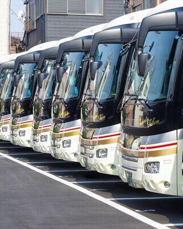 貸切り観光バス